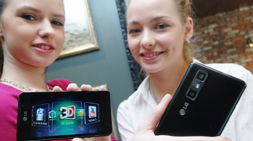 LG Optimus 3D Max launches in Europe