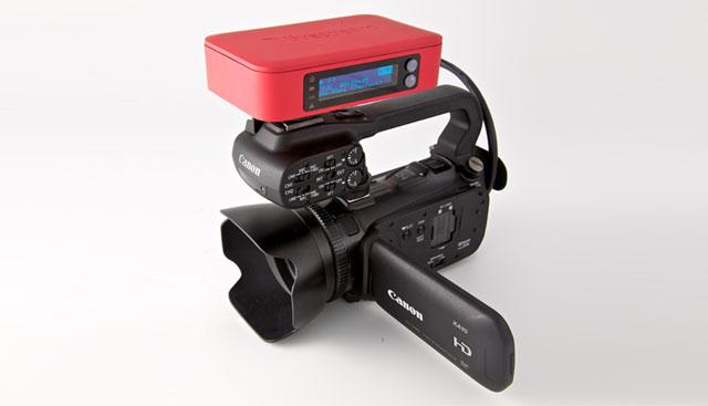 Livestream debuts Broadcaster, affordable HD live streaming hardware