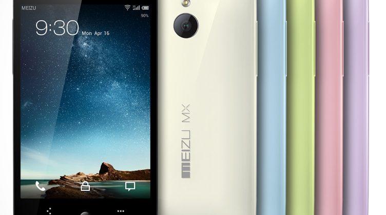Meizu announces MX Quad-core with Exynos processor