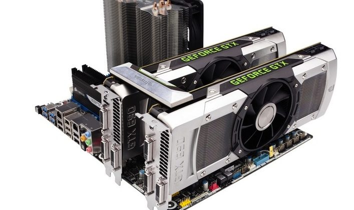 NVIDIA GeForce GTX 690 twin-Kepler official