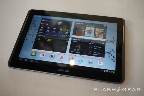 Apple jabs new Samsung Tab in Germany