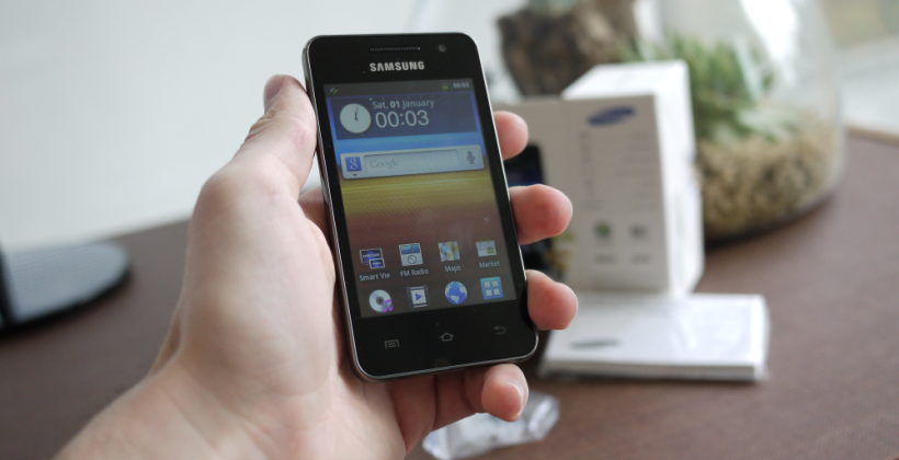 Samsung Galaxy Player 3.6 Hands-on and Unboxing