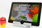 Motorola and Samsung tablets touted by Google's Page