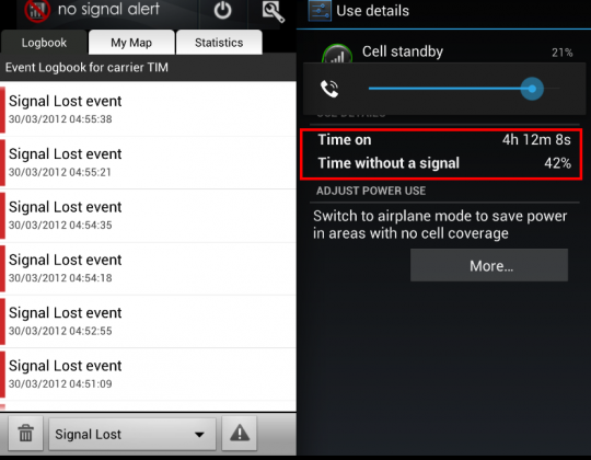 Galaxy Nexus hit by signal issues with 4.0.4 update