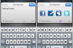 Fusion Jailbreak integrates Facebook and Foursquare into iOS 5