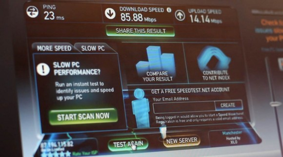 O2 LTE trial sees speeds of 150Mbit/s