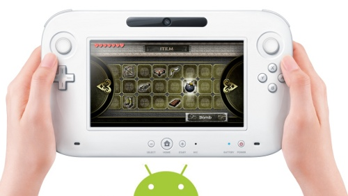 Wii U with Android tipped for launch