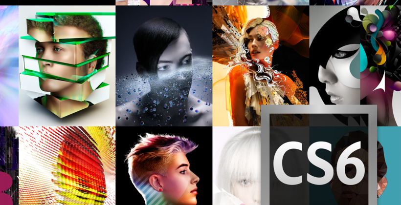 Adobe Photoshop CS6 and Creative Cloud official