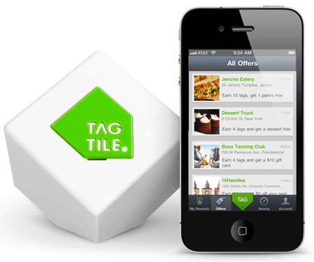 Facebook's next app grab is TagTile