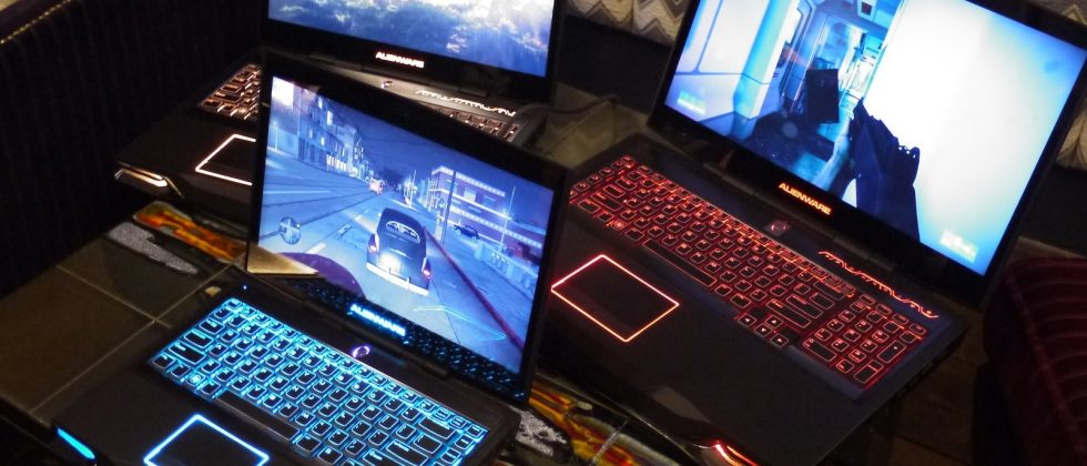 Alienware M14x, M17x and M18x get 2012 refresh
