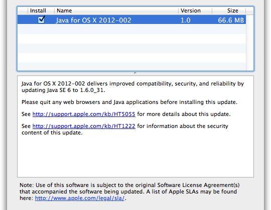Apple makes second attempt at Trojan Java block