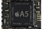 Apple's new Apple TV A5 chip is 41% smaller than previous A5