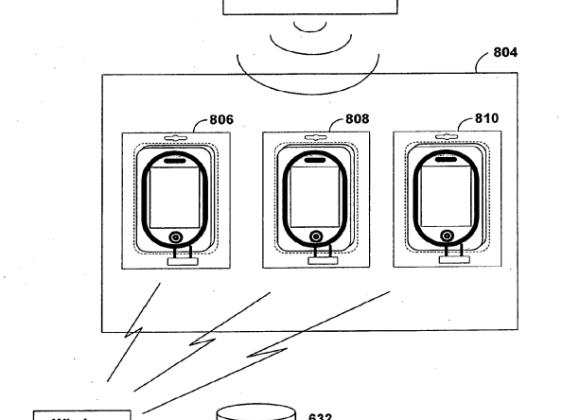 Apple mulls wireless power in new patent