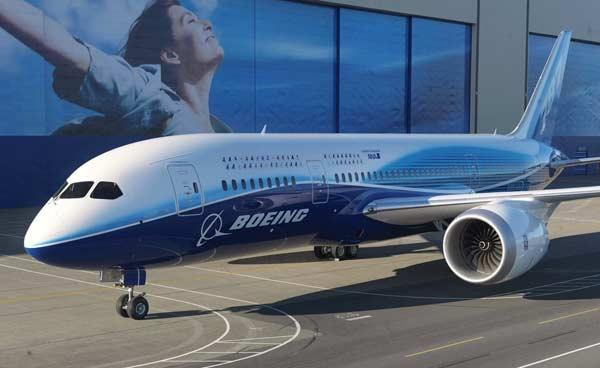 Boeing 787 Dreamliner now running US passenger flights
