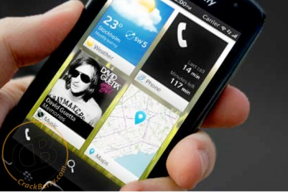 BlackBerry 10 release set for October