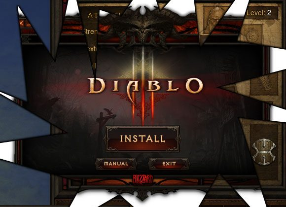 Diablo III teaser has fans pumped