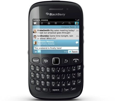 BlackBerry Curve 9220 aims for Nokia's shrinking audience