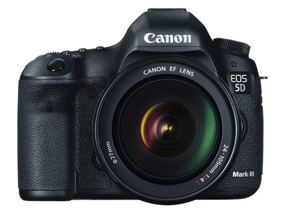 Canon freezes EOS 5D Mark III shipments [Updated]