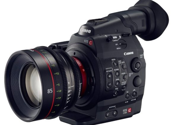 Canon EOS-1D C and C500 bring 4K video recording