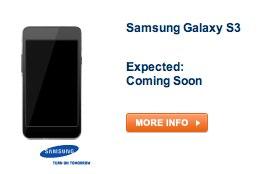 Samsung Galaxy S3 gets Carphone Warehouse namecheck