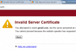 Google Chrome hit by SSL bug restricting Google services