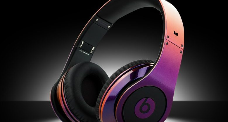 ColorWare Beats by Dre Studio headphones bring the fancy for $1k