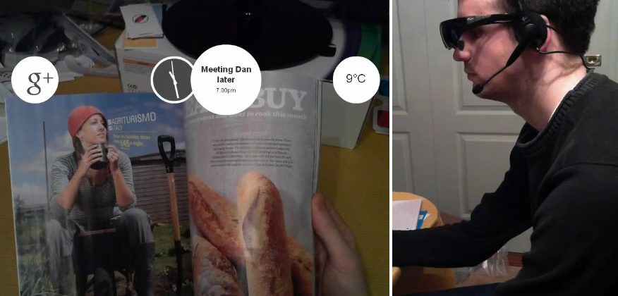 DIY Project Glass makes Google's AR vision real