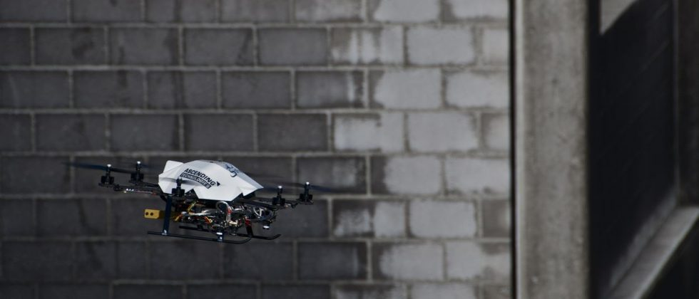 Micro helicopters ditch GPS and remote controls