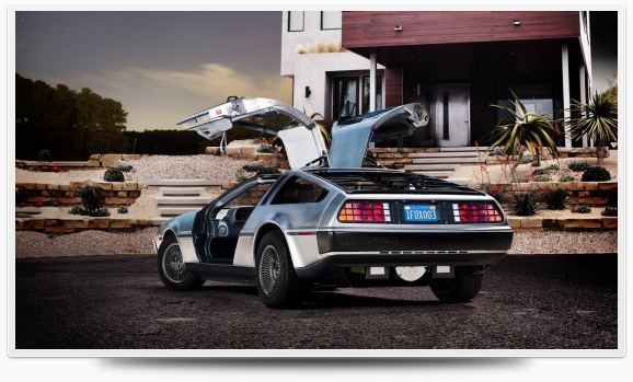 Electric DeLorean to cost $95,000 in early 2013
