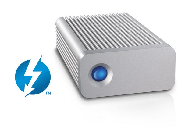 LaCie shipping eSATA hub for Thunderbolt glory