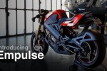 Brammo Empulse R electric superbike leads the industry