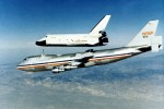 Enterprise space shuttle will be late to New York City