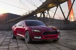 Is Fords EVOS concept the 2015 Mustang?