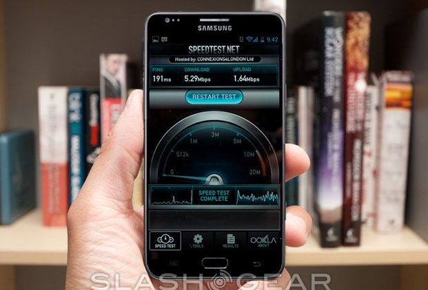 Galaxy S III fake appears in the wild