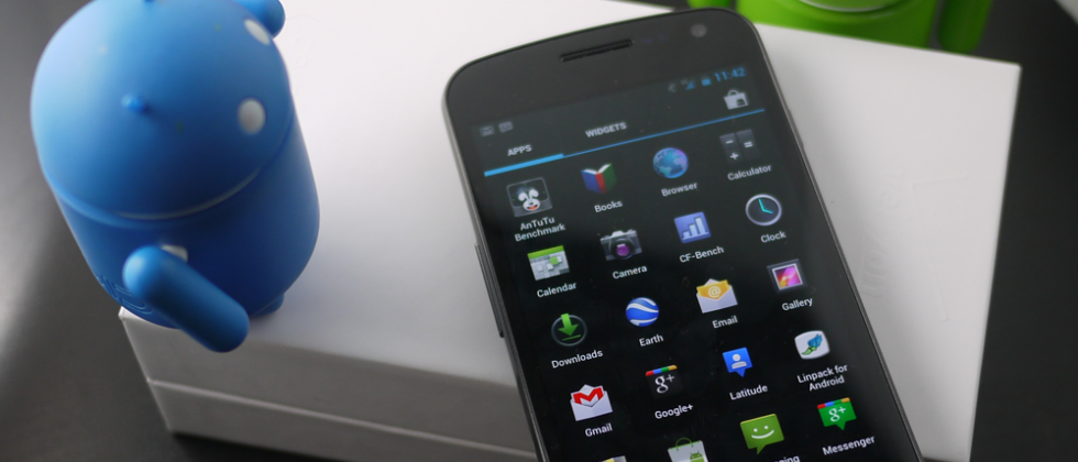 Galaxy Nexus 4G LTE hits Now Network April 22