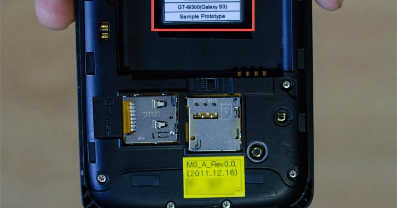 """Will Samsung follow Apple with its """"Galaxy S3"""" proto plans?"""