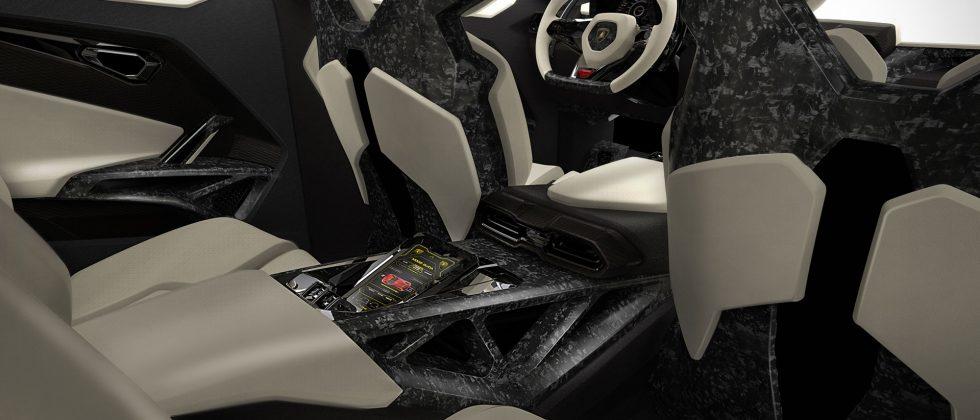 Lamborghini Urus official: 600hp sports SUV