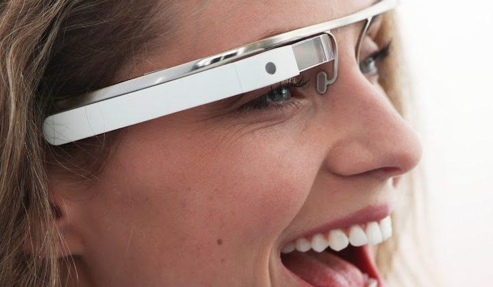 Google Project Glass smart glasses revealed