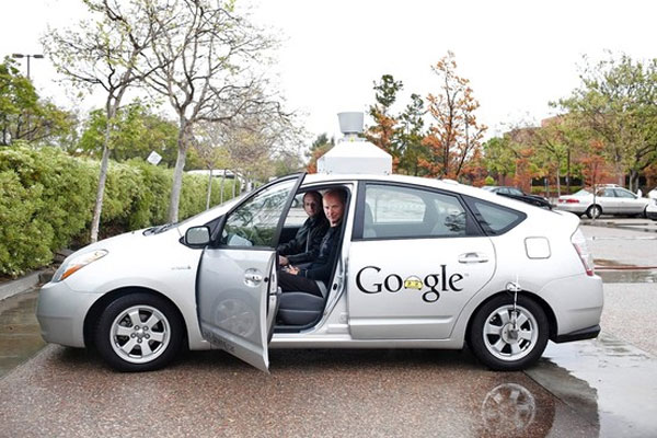 Google is hunting for helpers in the autonomous car future