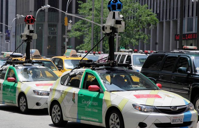 Google Street View car case closed with FCC $25,000 fine