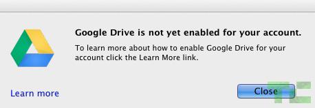 Google Drive app leaks ahead of cloud climax