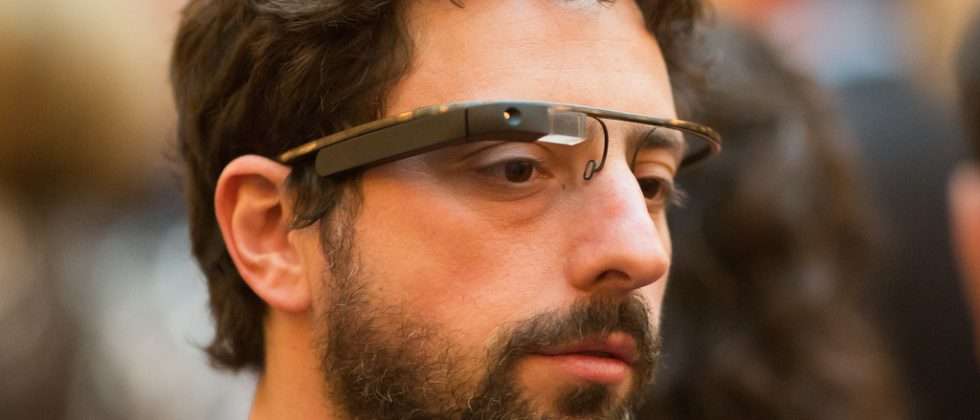 Google co-founder's Project Glass outing gets high-res reveal