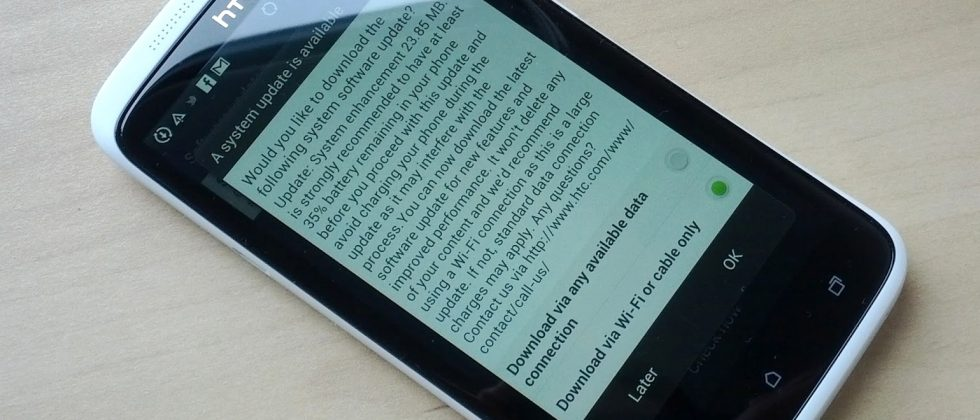 HTC One X gets OTA update fixing issues