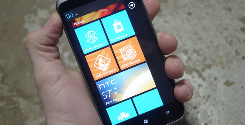 HTC Titan II Hands-on