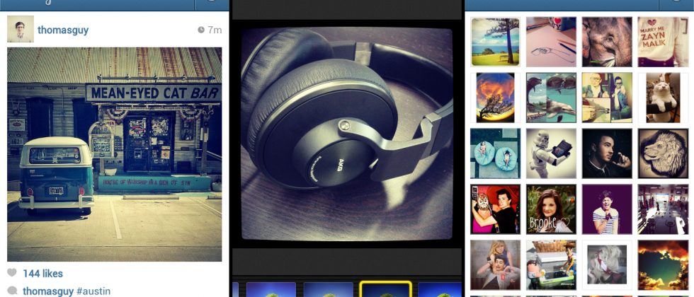 Instagram for Android released