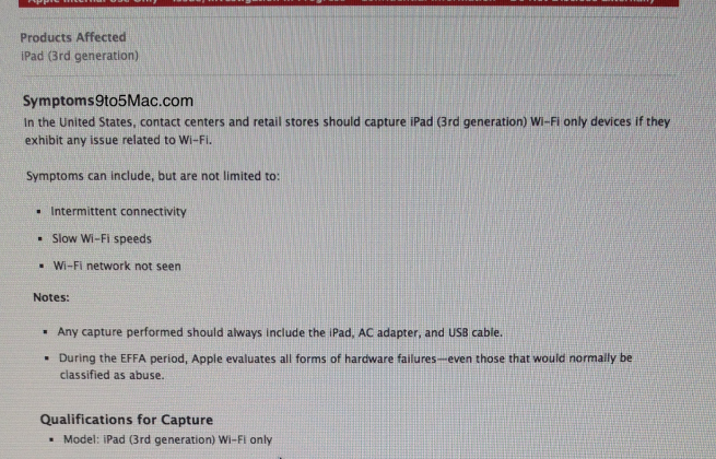 Apple investigates iPad Wi-Fi issues and replaces affected units