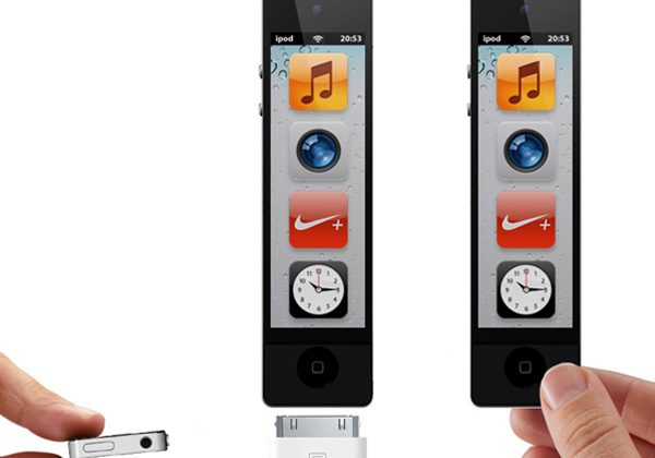 iPod Nano Touch concept gets skinny