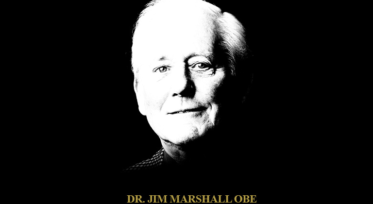 Jim Marshall's amplified life ends