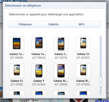 Samsung Galaxy S III spotted in Kies dev database