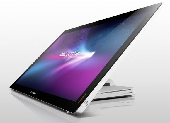 Lenovo A720 brings Ivy Bridge to touch